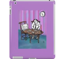 Computer Dating 2 iPad Case/Skin