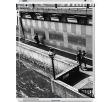 Street scene 7 iPad Case/Skin