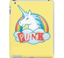 Punk Unicorn iPad Case/Skin