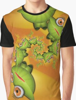 Inner Child - Melon Skin Little Froggies Graphic T-Shirt