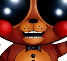 FNaF 2 - Chibi Toy Freddy Fazbear (Variant Version) Sticker