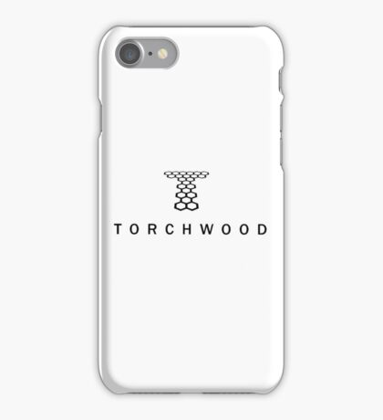 Doctor Who Torchwood iPhone Case/Skin