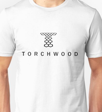 Doctor Who Torchwood Unisex T-Shirt