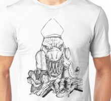 Reverend Rex by Wayne Hill Unisex T-Shirt