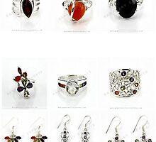 Wholesale silver jewellry in Jaipur by Rocknarendra