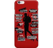 Chimichanga! iPhone Case/Skin