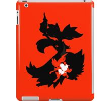 Fennekin - Braixen - Delphox ( Evolution Line ) iPad Case/Skin