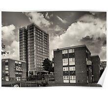 Leeds Flats Poster