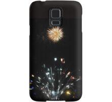 A Flower Burst Firework Samsung Galaxy Case/Skin
