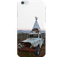 Teepee Truck iPhone Case/Skin