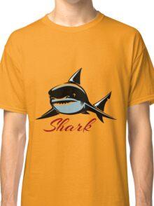 Shark Emblem Classic T-Shirt