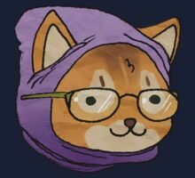 Hipster Cat by exeivier
