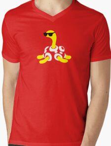 (Wordless) Shuckle Mens V-Neck T-Shirt