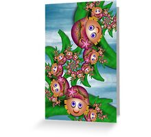 Inner Child - The Ladies Who Lunch Greeting Card