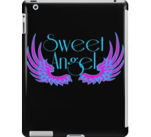 Sweet Angel with Wings iPad Case/Skin
