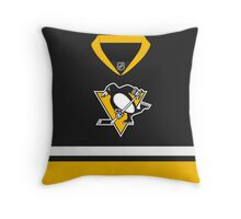 Pittsburgh Penguins Home Jersey Throw Pillow