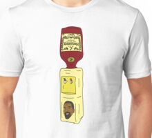 jr smith henny cooler Unisex T-Shirt