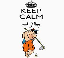 Golf Fred Flintstone The Flintstones Unisex T-Shirt