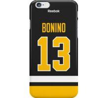 Pittsburgh Penguins Nick Bonino Jersey Back Phone Case iPhone Case/Skin