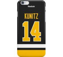 Pittsburgh Penguins Chris Kunitz Jersey Back Phone Case iPhone Case/Skin