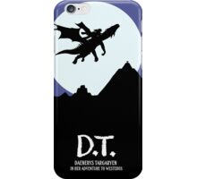 DT Goes Home iPhone Case/Skin
