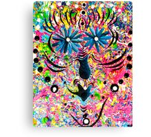 An Early Bloomer Canvas Print