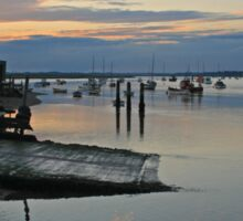 Felixstowe Ferry Sticker
