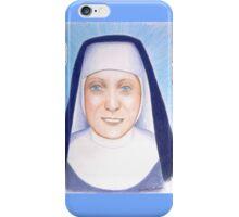 Blue Nun iPhone Case/Skin