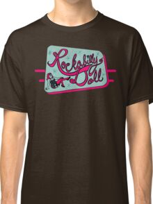 Rockabilly Doll Classic T-Shirt