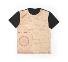 The Land of the Troubadours Graphic T-Shirt