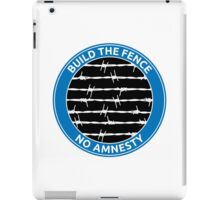 Build The Fence iPad Case/Skin
