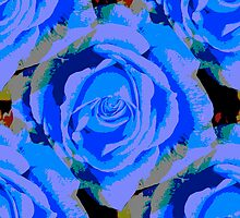 Blue Rose by Artisimo