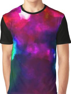 watercolor 7 Graphic T-Shirt