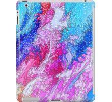 Sparkling Sea Abstract iPad Case/Skin