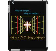 Star Wars Style Christian Design iPad Case/Skin