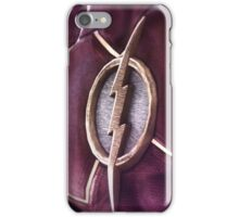 Thunderbolt Emblem iPhone Case/Skin