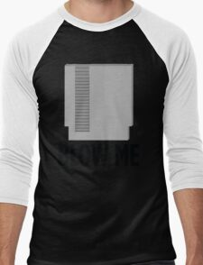 Blow Me Men's Baseball ¾ T-Shirt