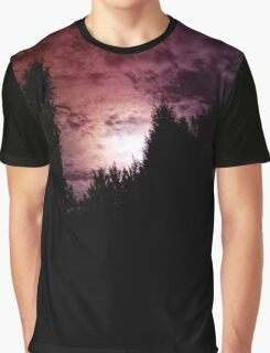 Fantasy Forest Graphic T-Shirt