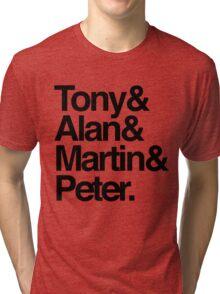 Factory Records Tri-blend T-Shirt