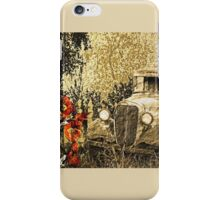 Yard Truck iPhone Case/Skin