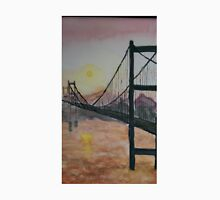 San Francisco Golden Gate Bridge Painting Unisex T-Shirt