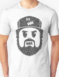 BeardMonger (Elephant Print) Unisex T-Shirt