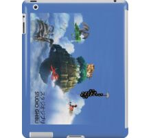 Studio Ghibli Collection (So Far) iPad Case/Skin