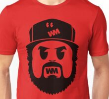 BeardMonger (Black) Unisex T-Shirt