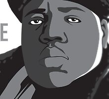 The Notorious B.I.G. V2 by SeffM