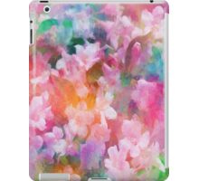 Floral Dance Abstract iPad Case/Skin