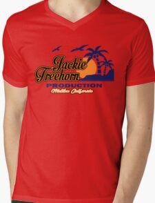 Jackie treehorn Mens V-Neck T-Shirt