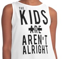 The Kids (Are) Alright Contrast Tank