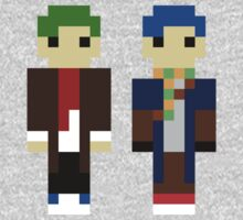 Mitch and Cozy - Pixel by mitchandcozy