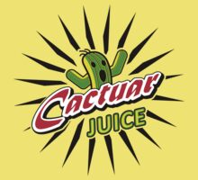 New Cactuar Juice by Karl Angas